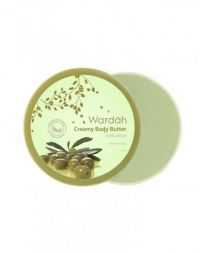 Wardah Creamy Body Butter Olive