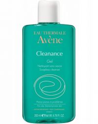 Avene Cleanance Cleansing Gel for Face and Body