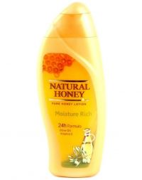 Natural Honey Pure Honey Lotion Moisture Rich