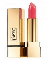 Yves Saint Laurent Rouge Pur Couture Satin Radiance Lipstick 52 Rosy Coral/Rouge Rose