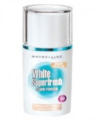 Maybelline White Superfresh Liquid Powder Natural