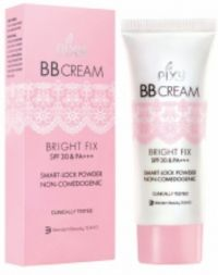 PIXY BB Cream Bright Fix Ochre