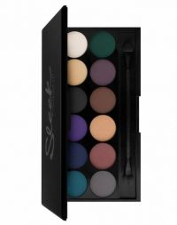 Sleek MakeUp i-Divine Eye Shadow Palette Ultra Mattes V2