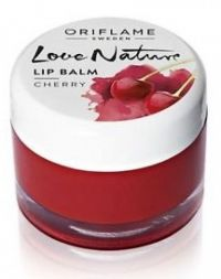 Oriflame Love Nature Lip Balm Cherry