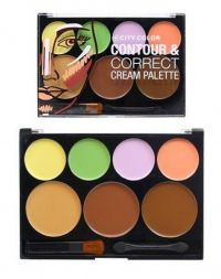 City Color Contour and Correct Cream Palette