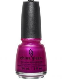China Glaze Nail Lacquer with Hardeners Don't Desert Me
