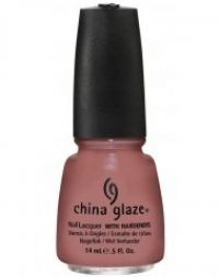 China Glaze Nail Lacquer with Harderner Dress Me Up