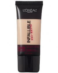 L'Oreal Paris Infallible Pro-Matte 24HR Foundation 104 Golden Beige