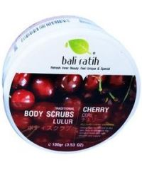 Bali Ratih Body Scrub Cherry