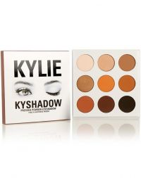 Kylie Cosmetics The Bronze Palette Kyshadow Kit
