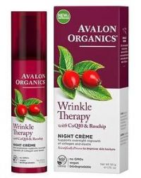 Avalon Organics CoQ10 Repair Wrinkle Defense Night Creme