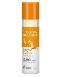 Avalon Organics Soothing Lip Balm, Vitamin C Renewal