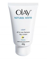 Olay Natural White Light All in One Fairness Day Cream