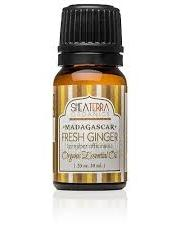 Shea Terra Organics Madagascar Fresh Ginger Essential Oil