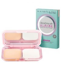 Maybelline Clear Smooth All in One Natural