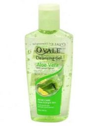 Ovale Cleansing Gel Acne Care