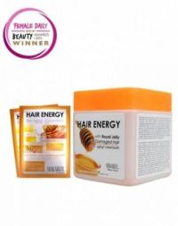 Makarizo Hair Energy Anti-Aging Creambath Royal Jelly