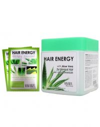 Makarizo Hair Energy Anti-Aging Creambath Aloe Vera