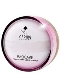 Caring Colours Basicare Translucent Loose Powder Transparent