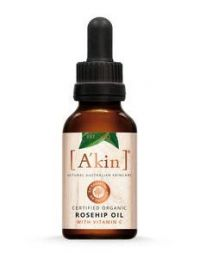 A'kin Rosehip Oil With Vitamin C