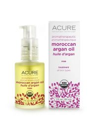 Acure Aromatherapeutic Rose Argan Oil
