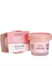 Scentio White Collagen Bright & Firm Facial Mask