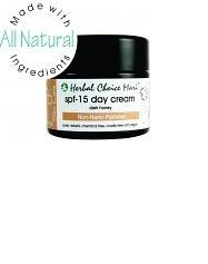 Herbal Choice Mari SPF-15 Day Cream Dark Honey