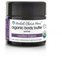 Herbal Choice Mari Organic Body Butter Lavender