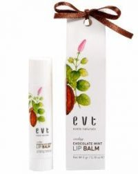 Evete Naturals Lip Balm Cooling Chocolate Mint