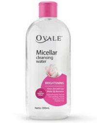 Ovale Micellar Cleansing Water Brightening