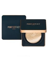 Pony Effect Everlasting Cushion Foundation SPF50+ PA+++ Nude Beige
