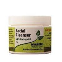Emulate Natural Care Facial Cleanser with Moringa Oil