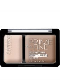 Catrice Prime and Finer Professional Contouring Palette 010 Ashy Radiance