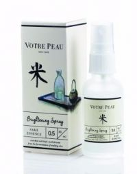 Votre Peau Brightening Spray Sake Essence