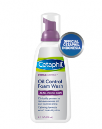 Cetaphil DermaControl Oil-Control Foam Wash