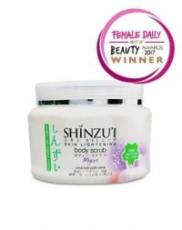 Shinzui Skin Lightening Body Scrub Myori