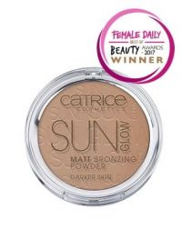 Catrice Sun Glow Matt Bronzing Powder 030 Medium Bronze / Medium Skin