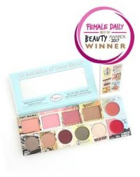 theBalm In theBalm of Your Hand Holiday Face Palette Volume 1