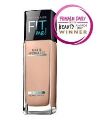 Maybelline Fit Me! Matte + Poreless Foundation 220 Natural Beige