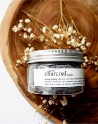 the Aubree Charcoal Kefir Mask