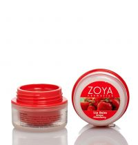 Zoya Cosmetics Lip Balm Strawberry