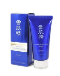 KOSE Clear Whitening Mask