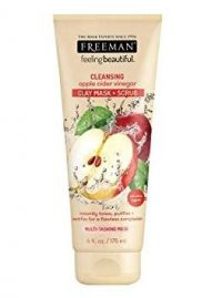 FREEMAN Cleansing Apple Cider Vinegar Clay Mask + Scrub