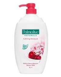 Palmolive Milk & Cherry Blossom Shower Milk