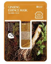 SNP Ginseng Essence Mask