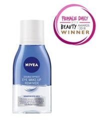 NIVEA Double Effect Eye Makeup Remover
