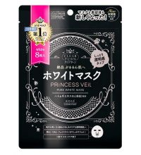 KOSE Cosmeport Clear Turn Princess Veil Mask Pure White