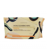 Watsons Facial Cleansing Wipes Refreshing