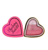 Makeup Revolution I Heart Makeup Blushing Hearts Bursting with love