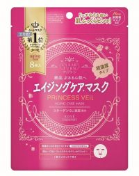 KOSE Cosmeport Clear Turn Princess Veil Mask AG
